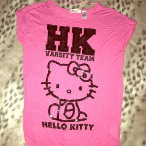 H&M Hello Kitty Youth Top - Size 10-12